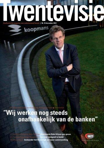 December 2012 - Twentevisie