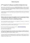 Voir page suivante le dossier de presse - Vallée d'Art - Page 2