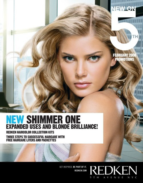 New Shimmer One - Redken Professional Site