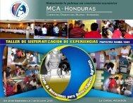 Fotomemoria taller sistematización 2009 - Cuenta del Milenio ...