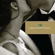 BC Wedding Brochure:Layout 1 - Bracken Court Hotel