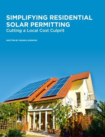 For Web- Solar Permit Report