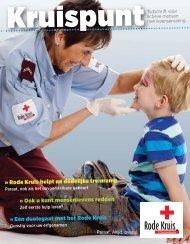 het magazine Kruispunt - Rode Kruis-Vlaanderen