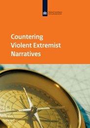 Countering Violent Extremist Narratives
