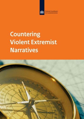 Countering Violent Extremist Narratives