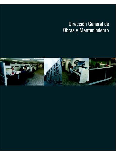 Dirección General de Obras y Mantenimiento - Suprema Corte de ...
