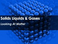 Solids Liquids & Gases - Science with Mr. Enns