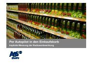 """Per Autopilot in den Warenkorb"" (PDF) - SWR Media Services"