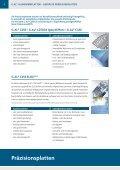 плиты G.AL® Aluminium Cast Plates Placas de aluminio G.AL ... - Seite 4