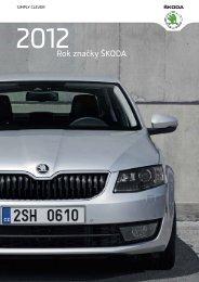 Rok značky ŠKODA - Skoda Auto