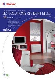 les solUtions résidentielles - Radiateur Plus
