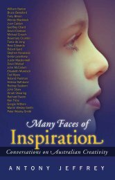 Many Faces of Inspiration - Wakefield Press