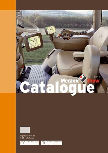 Catalogue - La Foire de Libramont