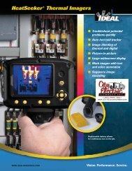 IDEAL Heatsinker Thermal Imagers Brochure - City Electric ...