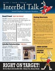 June - InterBel