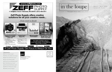 March | April 2005 - Boston Photography Focus