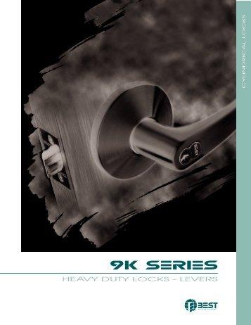 HEAVY DUTY LOCKS - LEVERS - Best Access Systems