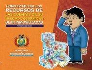 RECURSOS DE - Ministerio de Economía y Finanzas Públicas