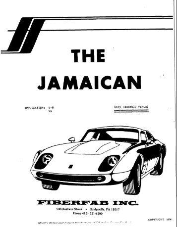 9 free Magazines from FIBERFAB.US