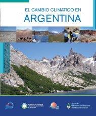Cambio Climático en Argentina - Secretaria de Ambiente y ...