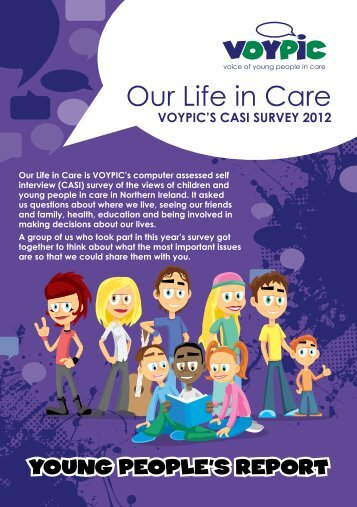 Our Life in Care - CYPSP