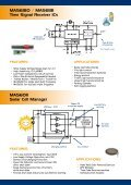 • Low Voltage, Low Power, Analog Design • ASIC development ... - Page 2
