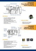 • Low Voltage, Low Power, Analog Design • ASIC development ... - Page 3