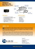 • Low Voltage, Low Power, Analog Design • ASIC development ... - Page 4