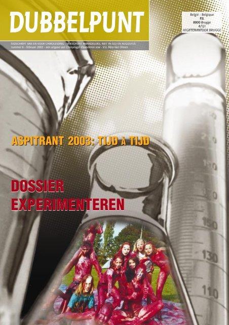 DP februari 2003 - Chiro - Chirojeugd Vlaanderen