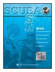 Scuba BSA - Boy Scouts of America