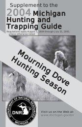 Mourning Dove Hunting Season Hunting Season