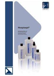Hospisept® - Lysoform.ch