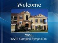 Symposium Presentation - City of Dallas