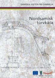 Nordsamisk torvkåta - Västerbottens museum