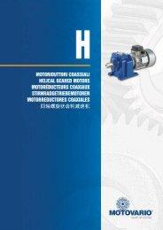 H - general catálogos Download file .PDF - Tecnica Industriale S.r.l.