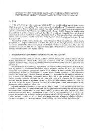 Způsoby využití potrubí ze sklolaminátu pro zajištění aktivní ...
