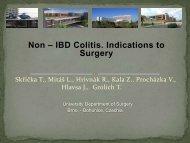 Pozitivní klostridiové toxiny ve FN Brno