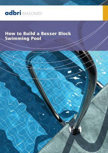 Speech technology building blocks for Besser block pool
