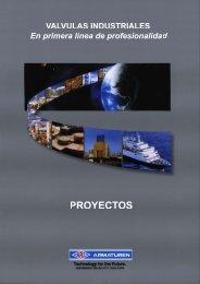Ref. 04 Corporativo Proyectos y Sectores Industriales - COMEVAL