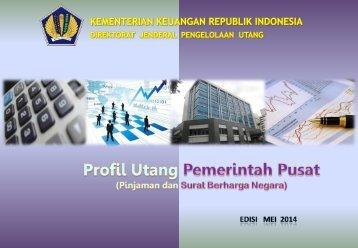 BSPUN (Govt Debt Profile) edisi Mei 2014