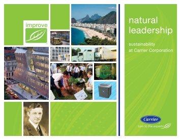 natural leadership - Builder Concept Home 2012