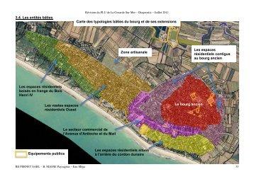 Typologies bâties - La Couarde-sur-Mer