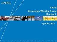 Presentation - NREL