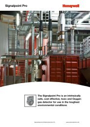 I2C Communication with Honeywell Digital Output Pressure Sensors