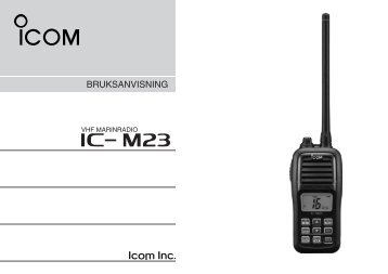 iC- m23 - VHF Group AS