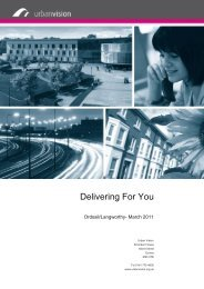 Delivering For You - Salford City Council