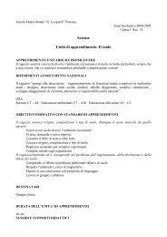 "Scuola Media Statale ""G"