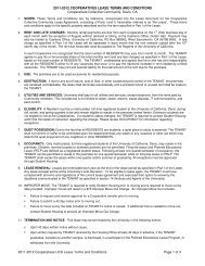 2011-2012 Cooperatives UCD Lease Terms and Conditions Page 1 ...