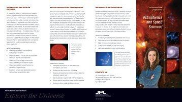 Explore the Universe - NASA
