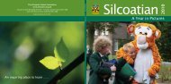 A Year in Pictures - Silcoates School